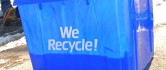 Make recycling a lifetime habit