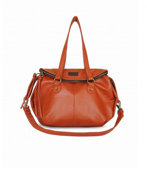 Eco brown purse
