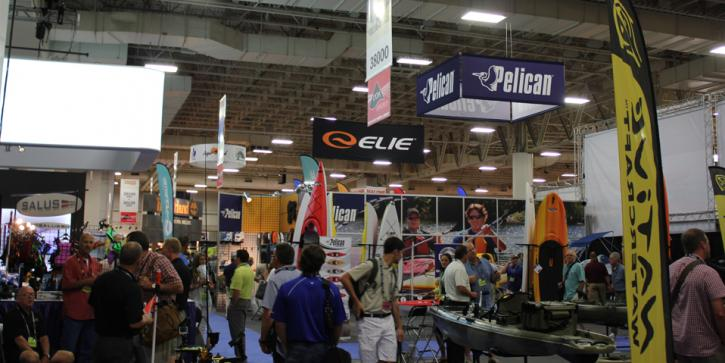 Outdoor retailer exhibition
