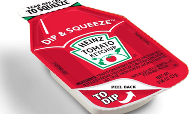 Heinz Ketchup Packet