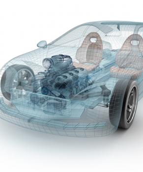 Innovative plastics in future cars