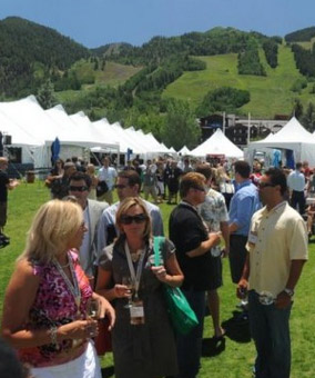 Plastics Make it PossibleSM at the FOOD & WINE Classic in Aspen