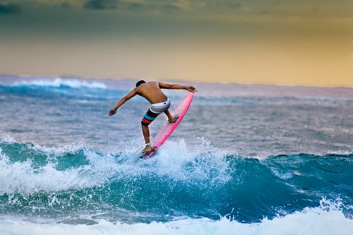 Hawaiian Quotes About Strength: Reinvent Surfboards With Carbon Fiber