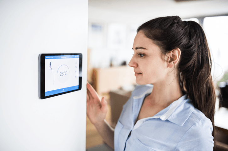 smart thermostat, energy efficiency