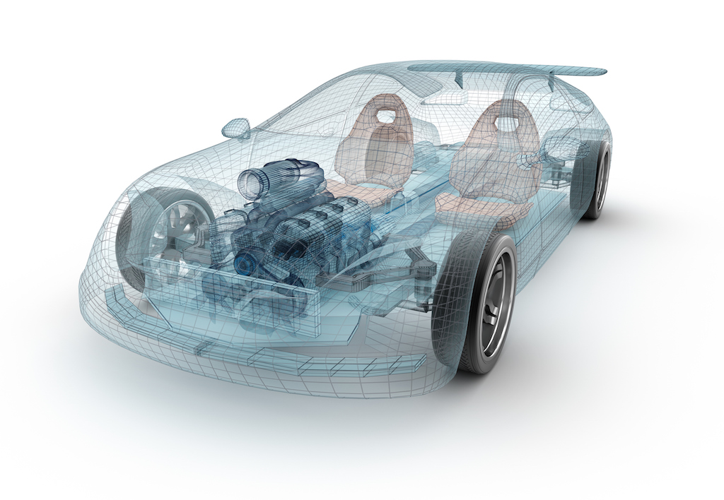 Our Future Vehicles Will Use Lighter Advanced Materials