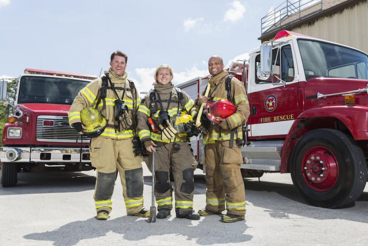 Firefighters Safety Gear Plastics