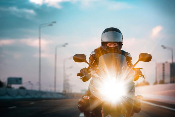 motorcycle safety plastics