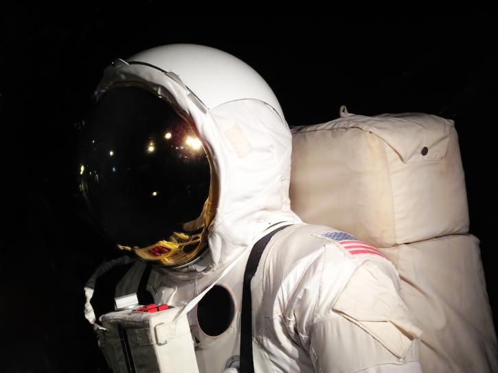 Spacesuit safety plastics