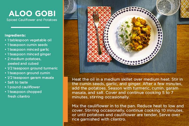 Packed With Love Aloo Gobi